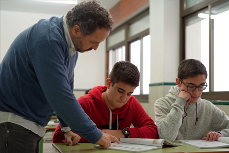 Proyecto educativo del colegio