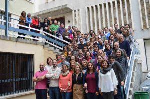miembros del equipo de titularidad y equipos directivos de la Fundación Spínola