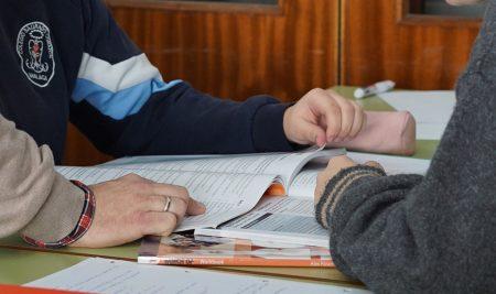 Información sobre el final del curso y comienzo del siguiente